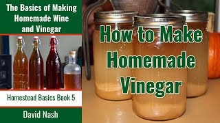 getlinkyoutube.com-Recipe Homemade Vinegar