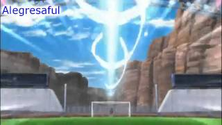 getlinkyoutube.com-Inazuma Eleven - All Hissatsu Techniques Of Fubuki Shirou