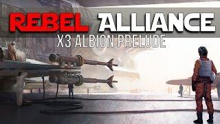 Joining the Rebel Alliance - X3AP - Ep 1 (Star Wars Sandbox Letsplay)