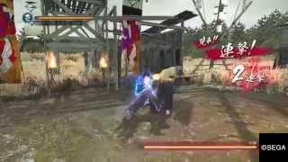 getlinkyoutube.com-PS4 龍が如く維新! 達人級 闘技場 強者の宴 格闘の型