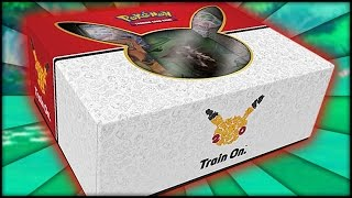 getlinkyoutube.com-THE BEST? POKEMON Premium 20th Anniversary TCG Unboxing!