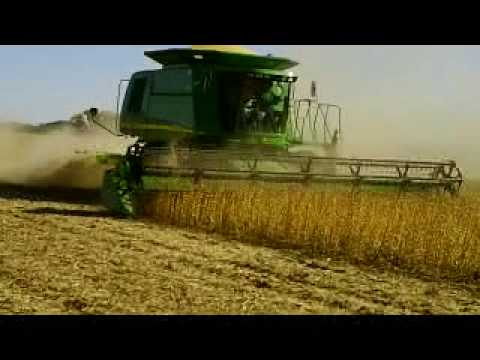 SOUTH DAKOTA 2008 SOYBEAN HARVEST