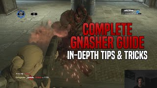 getlinkyoutube.com-COMPLETE GNASHER GUIDE - Full Tutorial In Depth Tips Tricks 1080p60 (Gears of War Ultimate Edition)