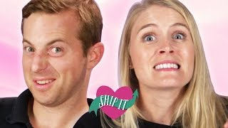 flushyoutube.com-Couples Swap Jobs For A Day • Ned & Ariel
