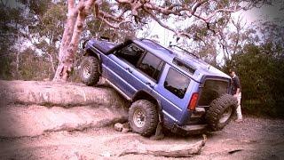 getlinkyoutube.com-4x4 Off Road - Prado Hill & 80 Series Hill 8/2015  | Full HD Alloffroad