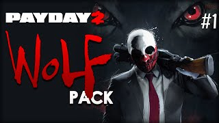 getlinkyoutube.com-PAYDAY 2: Wolf Pack DLC - Counterfeit Gameplay (Overkill)