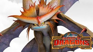 getlinkyoutube.com-How to Train Your Dragon : School of Dragons #9 ' LEVELING UP'