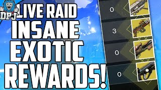 getlinkyoutube.com-Destiny: Live Crota's End Raid With INSANE Exotic Loot Rewards! (Our Best Loot Results Yet)