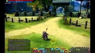 getlinkyoutube.com-Heilen in TERA - Priester Gameplay / Secret Base - German HD