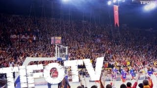 getlinkyoutube.com-ULTRASLAN .. Galatasaray vs. CSKA Moscow - Euroleague Basketball