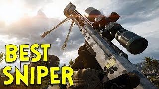 getlinkyoutube.com-FAVOURITE SNIPER! - Battlefield 4