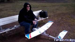 getlinkyoutube.com-FPV Skywalker maiden flight and testing.  so far so good