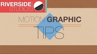 getlinkyoutube.com-8 Motion Graphic Tips for Beginners
