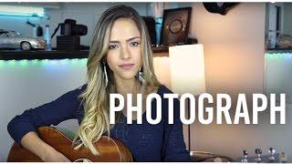 Photograph - Ed Sheeran (Gabi Luthai Cover)