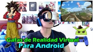 getlinkyoutube.com-Gafas de Realidad Virtual para Móviles Android