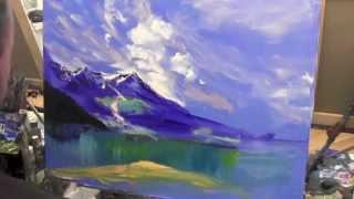 getlinkyoutube.com-Художник Игорь Сахаров, уроки живописи, курсы рисунка для начинающих