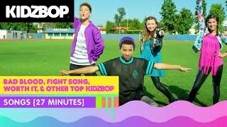 getlinkyoutube.com-KIDZ BOP Kids – Bad Blood, Fight Song, Worth It, & other top KIDZ BOP songs [27 minutes]