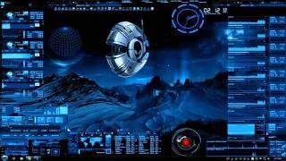 getlinkyoutube.com-My New Windows7 Desktop Theme