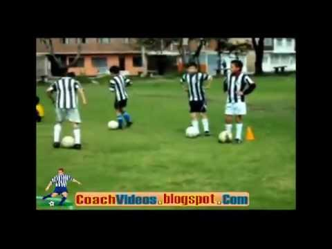 free soccer drills for kids - soccer training Unit for children