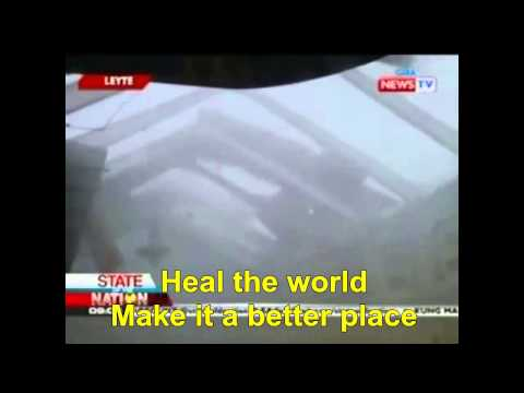 Heal the world ( Bohol & Yolanda victims)