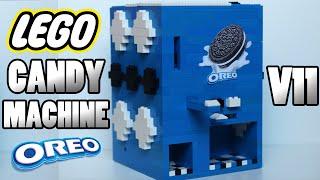 getlinkyoutube.com-LEGO Oreo Machine *V11 + 2 Options*
