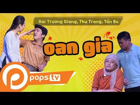 Hài Tết 2014 - Series Hài Vật Vã - Oan Gia - Trường Giang ft Thu Trang ft Tấn Bo
