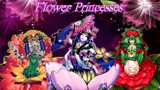 getlinkyoutube.com-1000 subs special! ygopro duels Flower Princess Plant TCG banned list 2014.