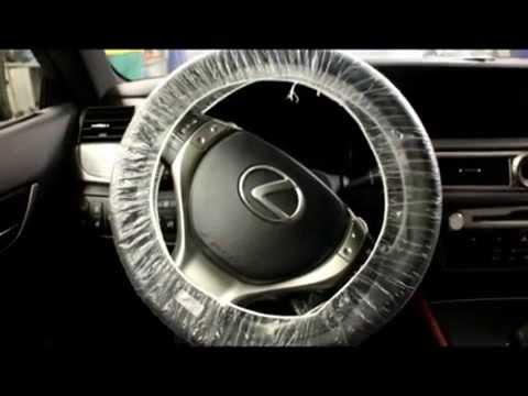 Авторская защита от угона Lexus GS250 на базе Pandora 3910