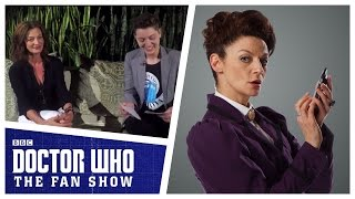 "getlinkyoutube.com-Meet Michelle ""Missy"" Gomez - Doctor Who: The Fan Show"