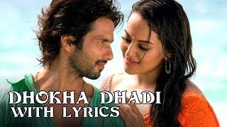 getlinkyoutube.com-Shahid does the Dhoka (Full Song With Lyrics) - R...Rajkumar