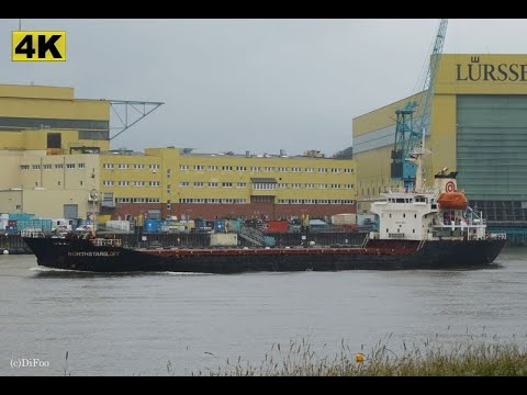 Click to view video NORTHSTAR GLORY - IMO 9033854 - Germany - River: Weser - City: Lemwerder - 4K VIDEO