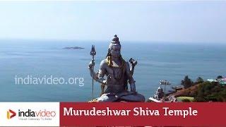 getlinkyoutube.com-Murudeshwar Shiva Temple Karnataka | India Video