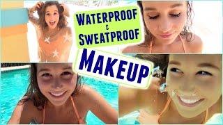 getlinkyoutube.com-Waterproof/Sweatproof Makeup