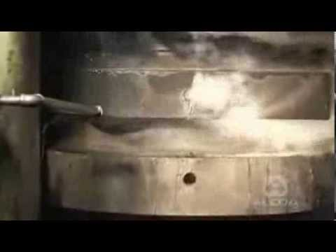Forging Process ( Wheels )