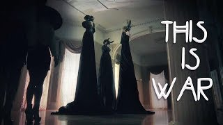 getlinkyoutube.com-American Horror Story: Coven | This is war