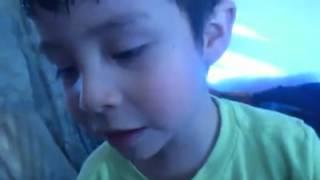 getlinkyoutube.com-Dely underap y su hijo cantando - Cumbia candela