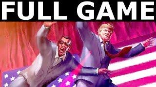 Mr President - Full Game Walkthrough Gameplay & Ending (Mr.President! PC 2016) (No Commentary)