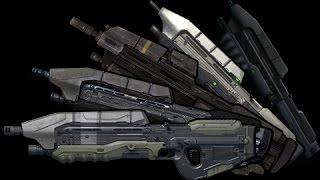 getlinkyoutube.com-Halo 5 | Weapons Evolution | Evolucion de las armas de la saga