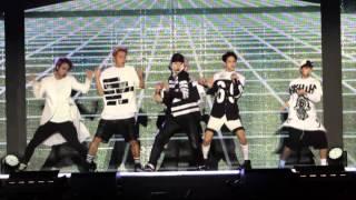 getlinkyoutube.com-Good Luck (굿럭) - Beast (비스트) Live @ Concert For Changwon Citizens Day