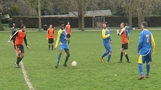 MY FIRST GOAL ON YOUTUBE!! | SUNDAY LEAGUE FOOTBALL #3