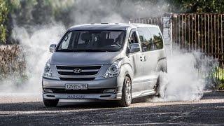 getlinkyoutube.com-Hyundai Starex (Hyundai H1) Хендай Старекс. Обзор и Драг-тест на канале Посмотрим.