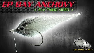 getlinkyoutube.com-EP Bay Anchovy Fly Tying Video Instructions - Enrico Puglisi Fly Pattern