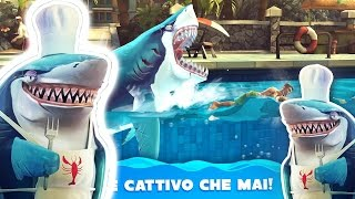getlinkyoutube.com-Hungry Shark World - Nuova versione e SQUALI più affamati!  - Android Gameplay ITA - (Salvo Pimpo's)