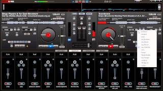getlinkyoutube.com-VIRTUAL DJ | mezcla de electronica 2013 para fiestas :D