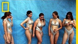 getlinkyoutube.com-Emily Ainsworth: Inside a Mexican Circus | Nat Geo Live
