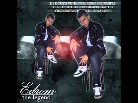 Profugo Del Amor de Edrom The Legend Letra y Video