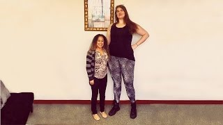 6ft 9in Tall Woman's Confidence Hits New Heights: BORN DIFFERENT