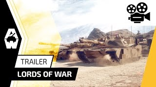 Armored Warfare - Lords of War Trailer