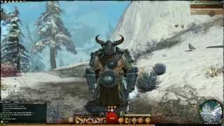 getlinkyoutube.com-Guild Wars 2 level 36 Norn Warrior Gear and Gameplay