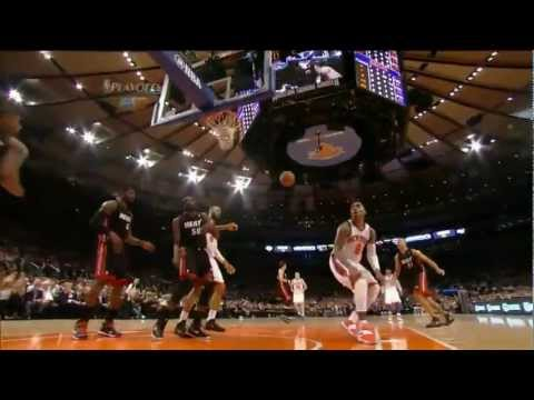 NBA Playoffs 2012: Miami Heat Vs New York Knicks Game 3 Highlights (3-0) HQ